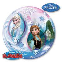 Прозрачный шар BUBBLE Disney Холодное сердце