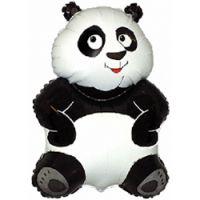 Фигура из фольги Панда