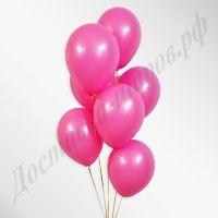 Воздушные шары Фуксия