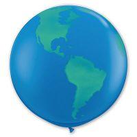 Большой шар Земной шар