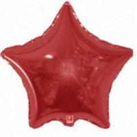 Красная Звезда из фольги