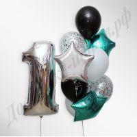 Композиция из воздушных шаров №18
