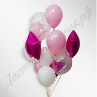 Композиция из воздушных шаров №31