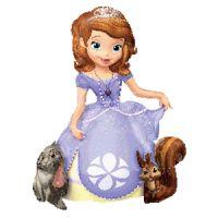 Ходячая фигура Принцесса София