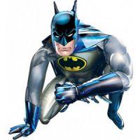 Ходячая фигура из фольги Бэтмен 91смХ111см
