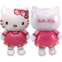 Ходячая фигура из фольги Hello Kitty