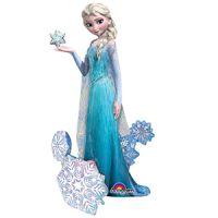 Ходячая фигура из фольги Принцесса Эльза (Холодное сердце)