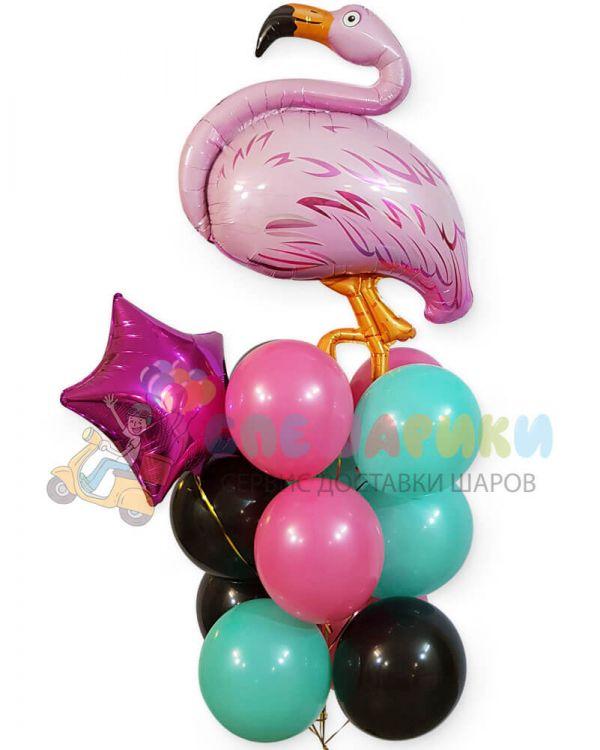 Букет Фламинго