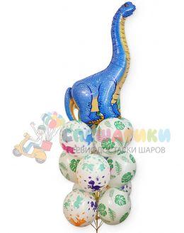 Букет Динозавр