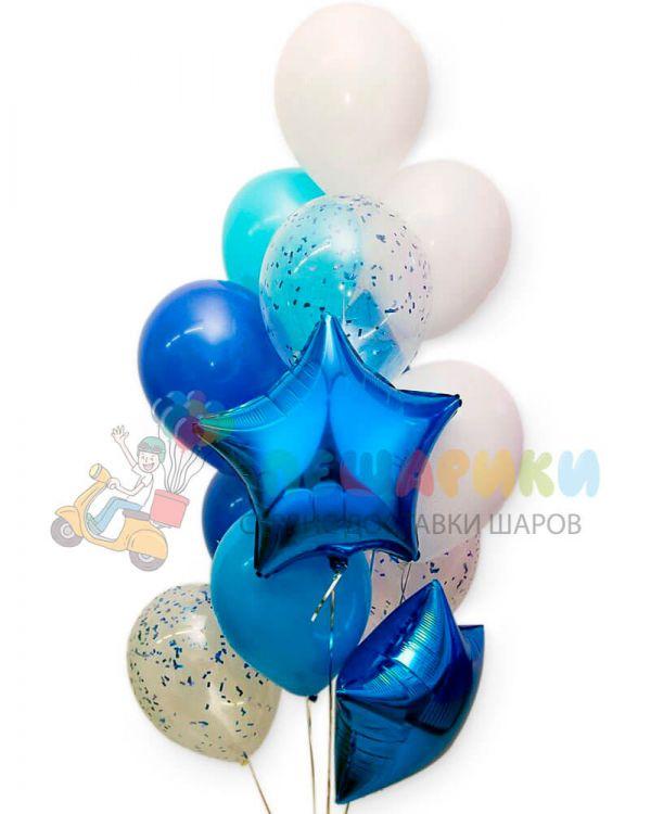 Композиция из воздушных шаров №28