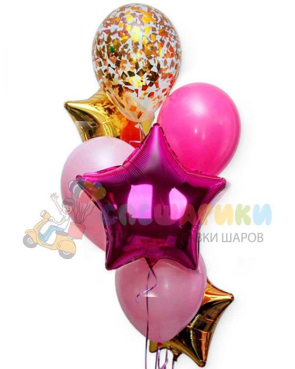 Композиция из воздушных шаров №9