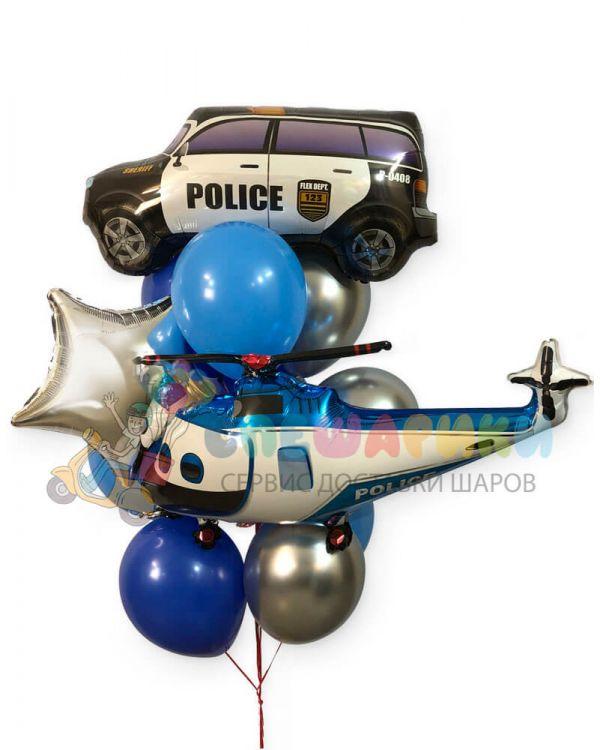 Букет Полицейский