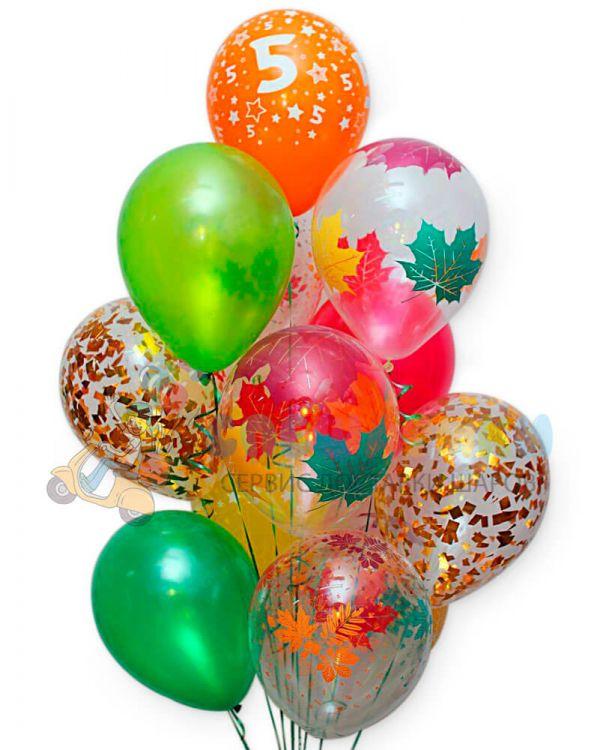 Композиция из воздушных шаров №11