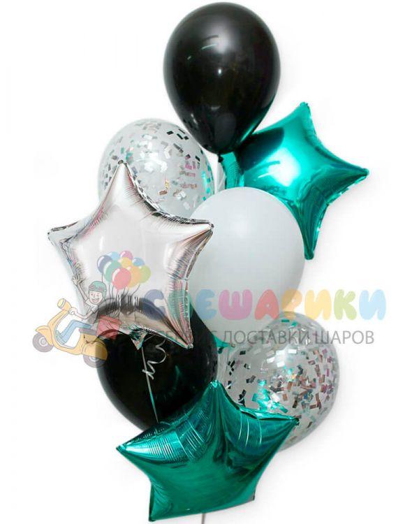 Композиция из воздушных шаров №20