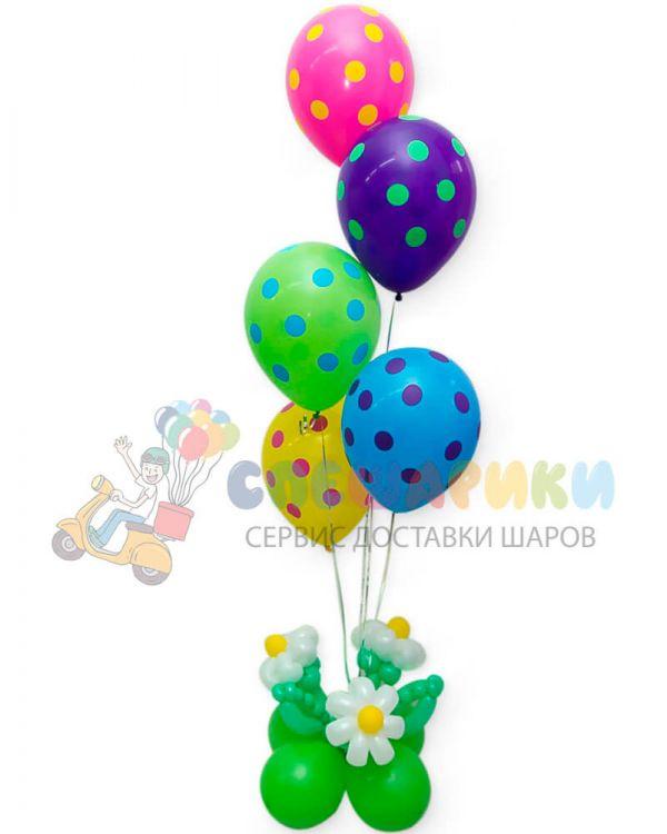 Композиция из воздушных шаров №23