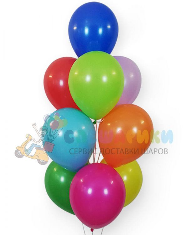 Воздушные шары (ассорти)