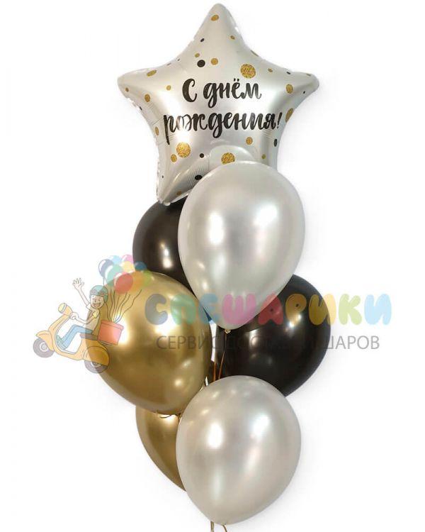 Композиция из воздушных шаров №34