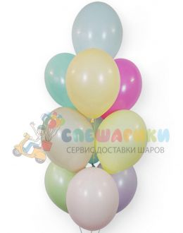 Воздушные шары (ассорти) Макарунс