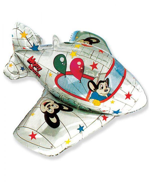 Самолет Шар 3D