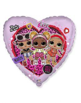 Сердце Куклы ЛОЛ