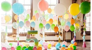 Идеи на детский праздник
