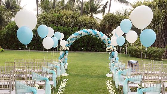 Идеи для оформления свадьбы