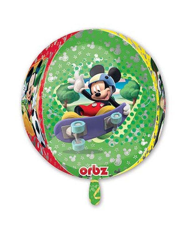 Шар 3D Сфера Микки Маус