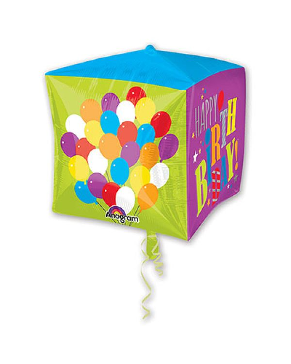 Шар 3D Куб HB Шары