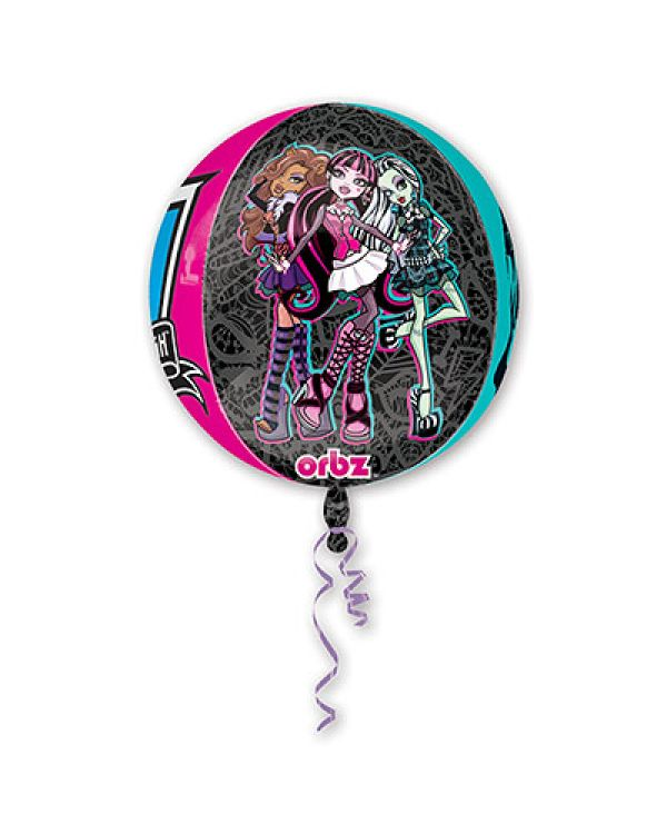 Шар 3D Сфера Monster High