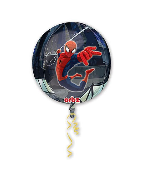 Шар 3D Сфера Человек паук