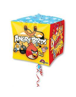 Шар 3D Куб Angry Birds