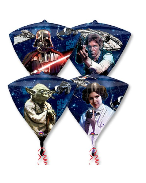 Шар 3D Алмаз Звездные Войны