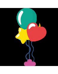Грузики для воздушных шаров