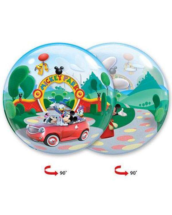 Прозрачный шар BUBBLE Disney Микки-парк
