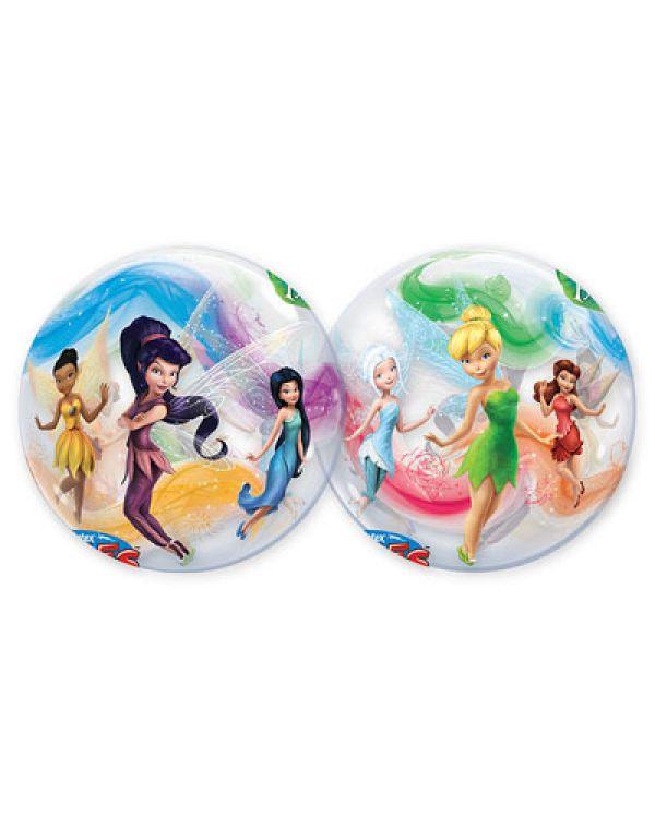 Прозрачный шар BUBBLE Disney Феи