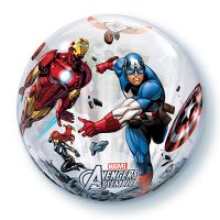 Прозрачный шар BUBBLE Marvel Мстители