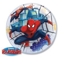 Прозрачный шар BUBBLE Marvel Человек-Паук