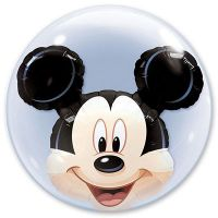 Прозрачный шар BUBBLE ИНСАЙДЕР Disney Микки Маус