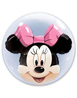 Прозрачный шар BUBBLE ИНСАЙДЕР Disney Минни Маус