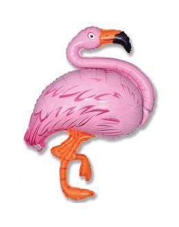 Фигура из фольги Фламинго