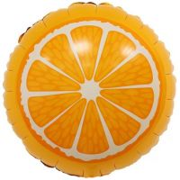 Круглый шар Апельсин