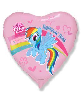 Сердце Пони Радуга
