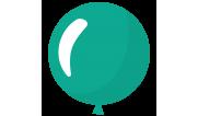Большие шары с гелием