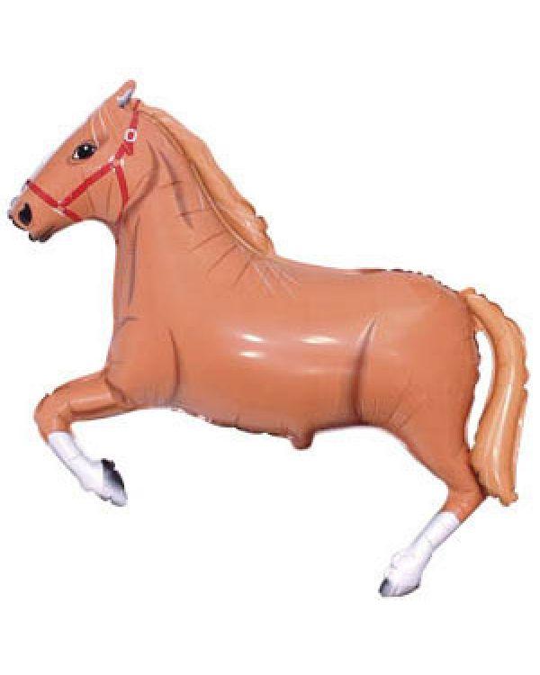 Фигура Лошадь коричневая