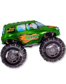 Фигура Джип зеленый