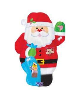 Фигура из фольги Санта