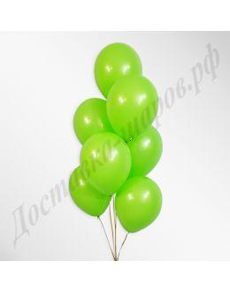 Лаймовые воздушные шары