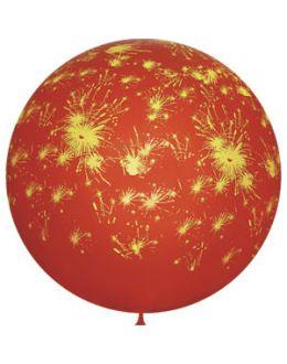 Большой шар Салют