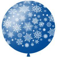 Большой шар Снежинки
