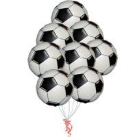 Букет из шаров Играй в футбол